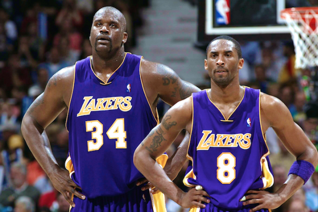 Kobe Bryant Says Shaquille O'Neal's Laziness Drove Him 'Crazy'