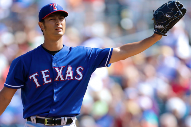 How Lingering Neck Injury Could Impact Yu Darvish Early in 2014
