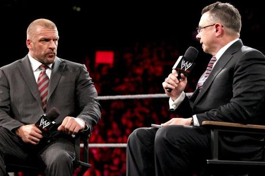 Triple H Is Currently on One of His Best Heel Runs Ever