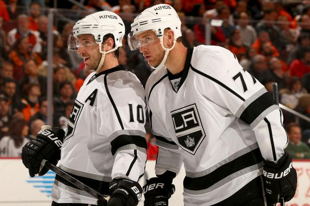 Revisiting Mike Richards and Jeff Carter Trades for Philadelphia Flyers