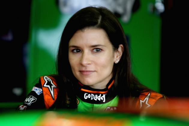 Danica Patrick: Latest News and 2014 Sprint Cup Ranking Ahead of STP 500