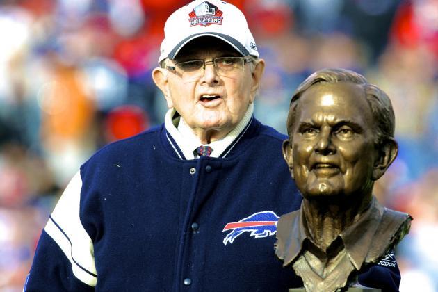 Buffalo Bills Owner Ralph Wilson Passes Away at Age 95