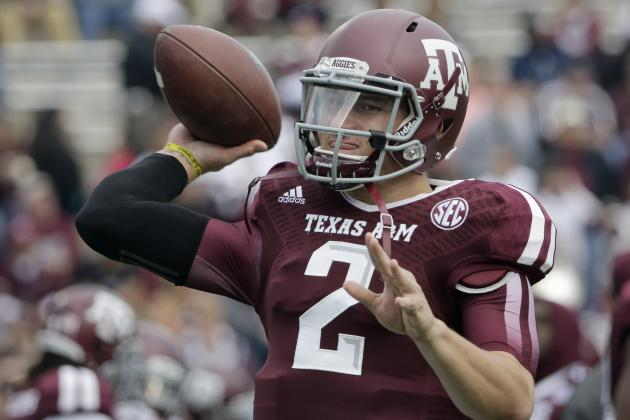 Private Workouts Far More Important for Manziel Than Individual Pro Day