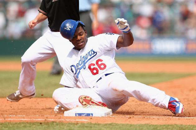 Puig Day-to-Day After MRI Shows Back Inflammation