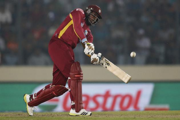 World T20: Chris Gayle's Selfish Batting Could Hurt West Indies