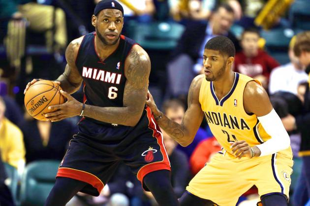 Miami Heat Should Savor Shot to Deal Indiana Pacers a Psychological Blow