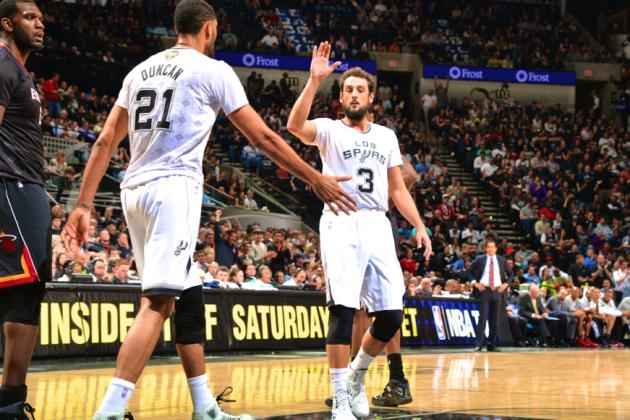 How Did San Antonio Spurs Grab No. 1 Seed Despite Midseason Troubles?