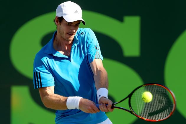 Andy Murray vs. Jo-Wilfried Tsonga: Score and Recap from 2014 Miami Masters