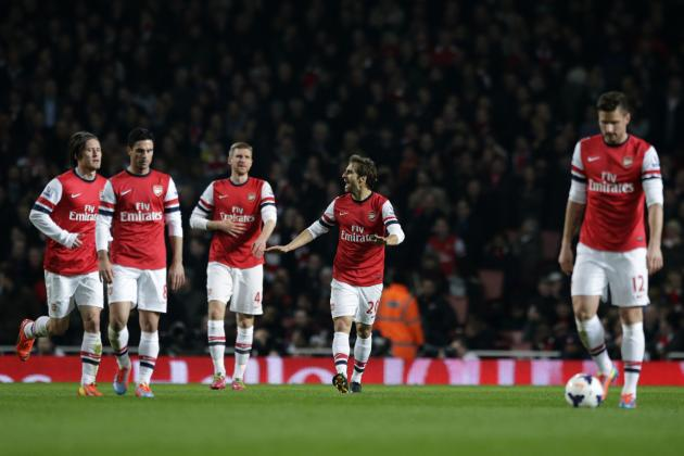 Arsenal vs. Swansea City: Premier League Score, Grades and Post-Match Reaction