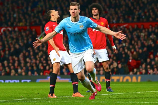 Manchester United vs. Manchester City: Score, Grades and Post-Match Reaction