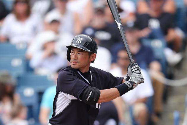 Sitting on the Bench Wasn't Ichiro's Decision