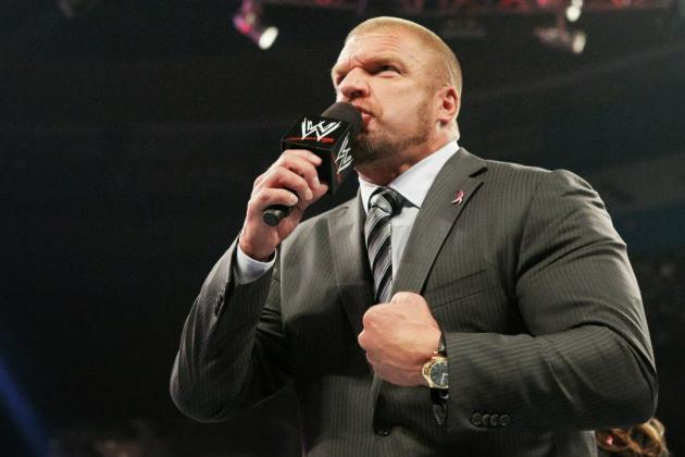 WWE Rumors: Examining Latest Buzz Around Triple H, the Shield and More