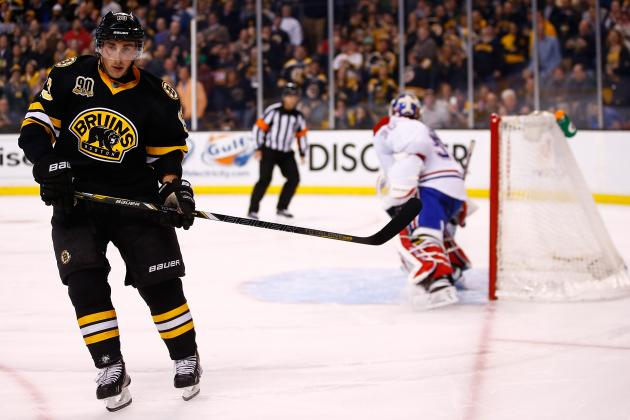 Bruins Reaffirm the Importance of Discipline with the End of Their Win Streak