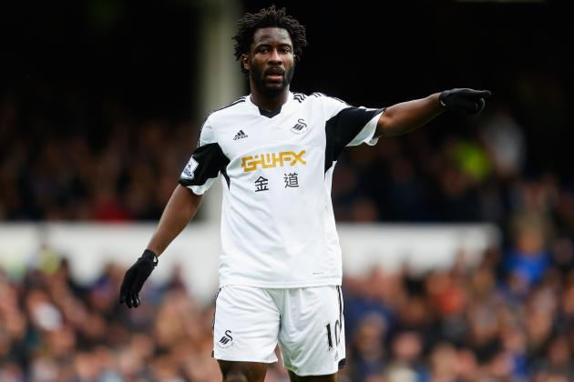 Wilfried Bony's Strong Season Will Make Him Popular Summer Transfer Target