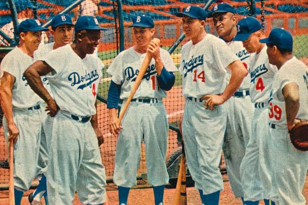 Los Angeles Dodgers: Which Team Wins in a 2014 vs. 1955 Matchup?