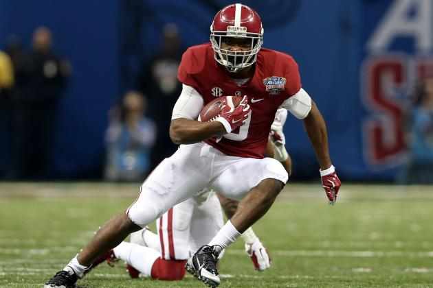 Alabama Football: Even with Impressive Numbers, Amari Cooper Still Underrated