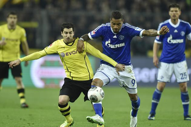 Revierderby Shows Borussia Dortmund and Schalke Not That Far Behind Bayern