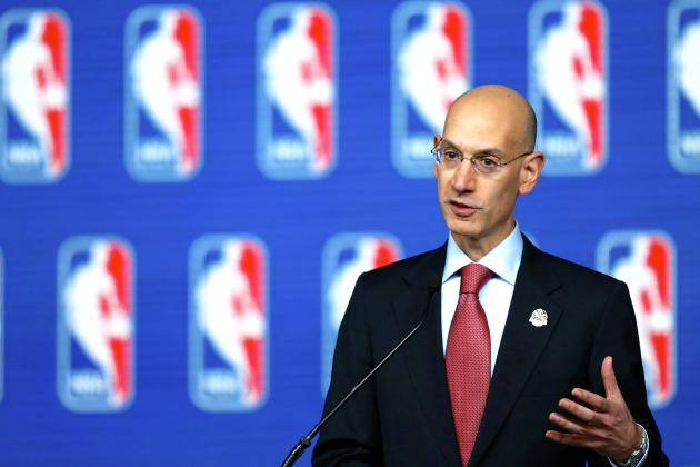 Adam Silver Thinks NBA Prospects Should Be Required to Play 2 Years in College