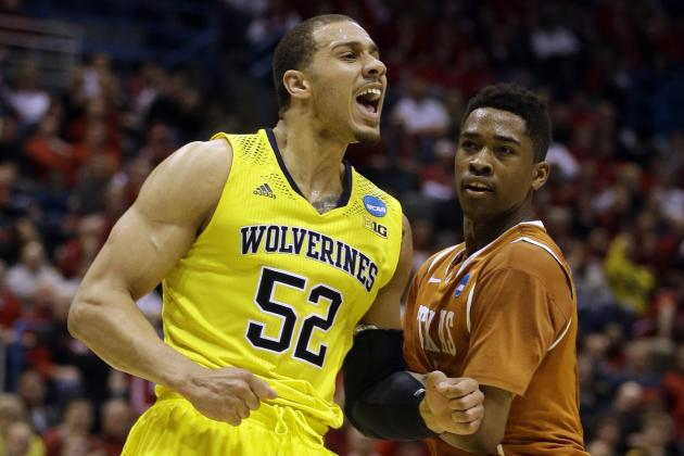 Michigan Basketball: Bet Against Jordan Morgan, Wolverines at Your Own Peril