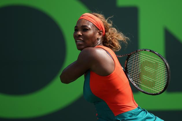 Serena Williams vs. Angelique Kerber: Score and Recap from 2014 Miami Masters