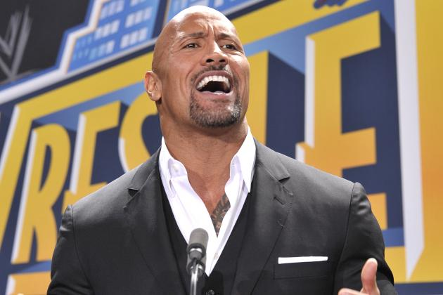 The Rock to Headline 2015 WWE HOF Class?