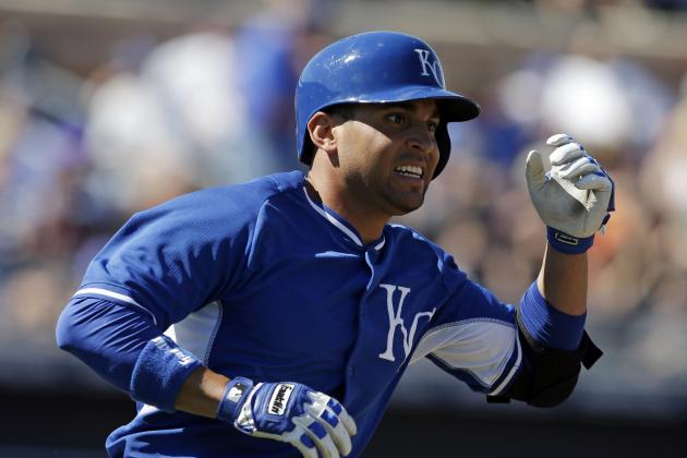 Omar Infante's Injury Leaves the Royals with 3 Options at Second Base