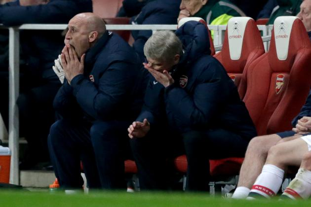 Arsenal 2-2 Swansea: Gunners Turn Predictable, to Irresistible, to Laughable