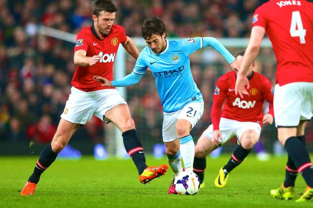 Film Focus: Reviewing Man Utd v Man City: Spain Playmakers' Differing Shows
