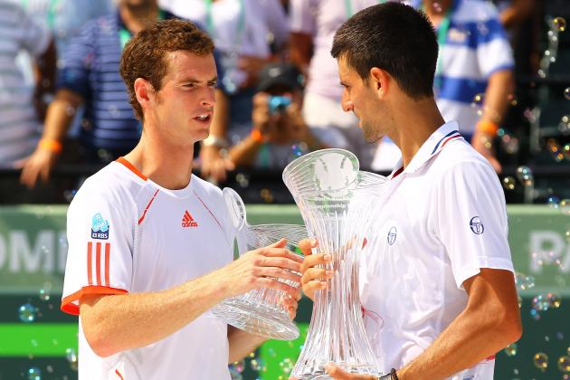 Novak Djokovic and Andy Murray Renew Rivalry at Miami Sony Open