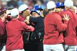 Jameis Winston, FSU Brawl Against Florida on Diamond