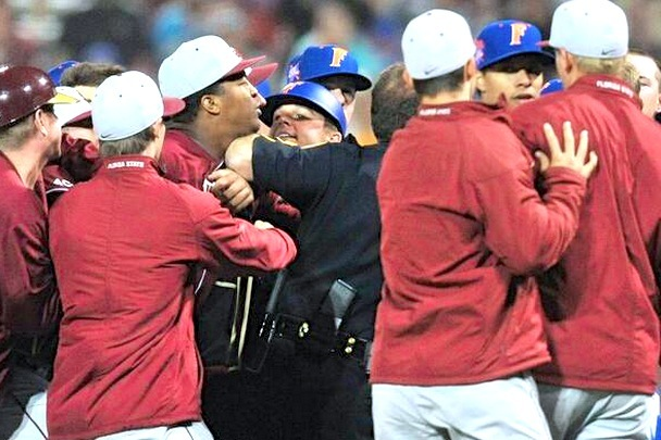 Jameis Winston, Florida State Involved in Bench-Clearing Brawl vs. Florida