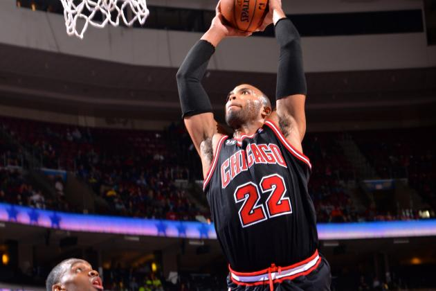 Is Taj Gibson the Favorite for the NBA's 2014 Sixth Man of the Year Award?