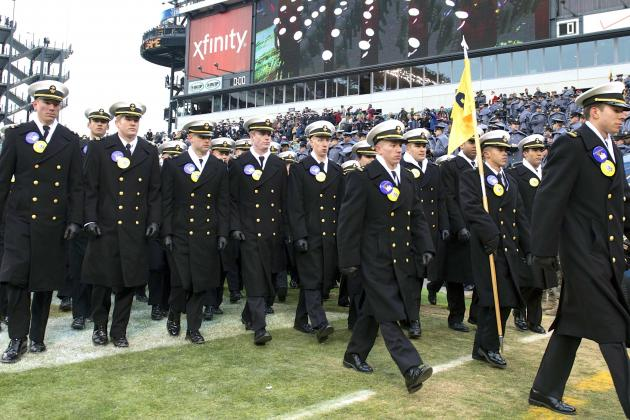 Will McKamey in Coma Following Surgery After Collapse at Navy Football Practice