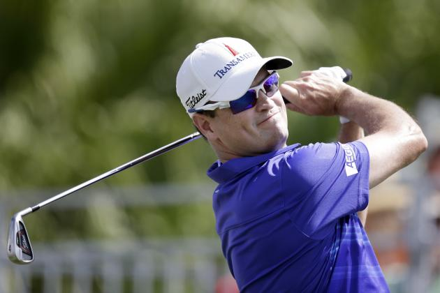 Valero Texas Open: Johnson Seeks Repeat Heading into Masters