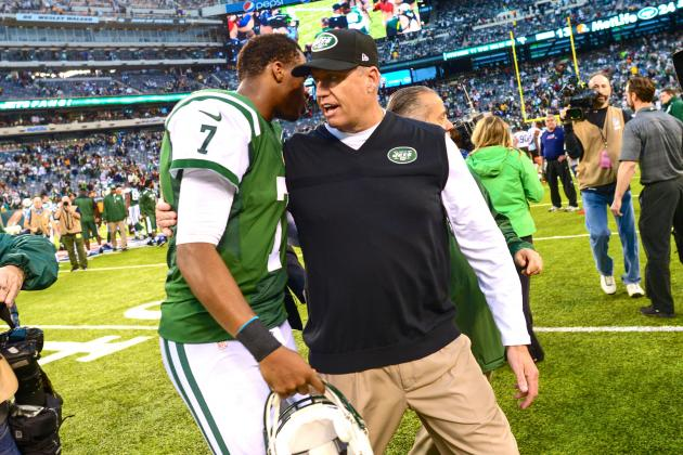 New York Jets QB Battle Could Present Short-Term, Long-Term Dilemma