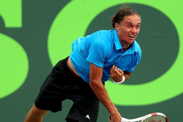 Alexandr Dolgopolov: Can He Maintain Recent Form and Land in the Top 10?