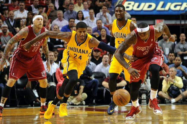 Miami Heat or Indiana Pacers: Who's More Vulnerable Heading into Playoffs?