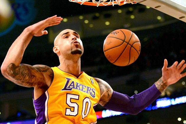 LA Lakers Score Franchise-Record 51 Points in 3rd Quarter vs. Knicks