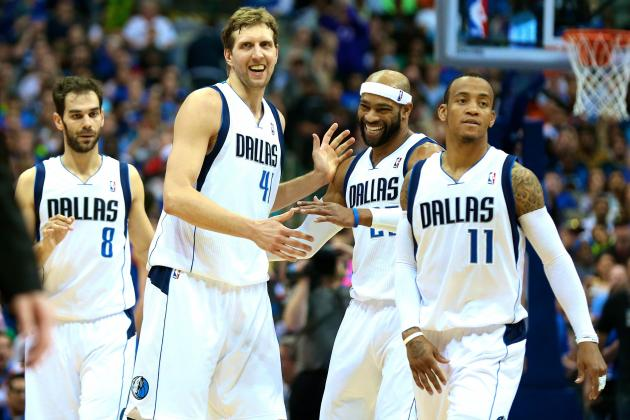 How Far Can Vintage Dirk Nowitzki Take Dallas Mavericks?