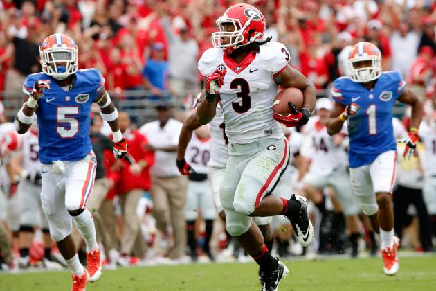 Florida vs. Georgia: An Early Look at Game That Will Determine Gators' Season