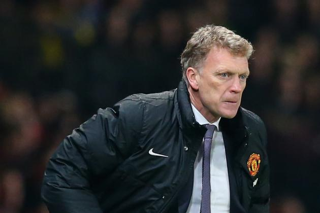 Manchester United Fans Turn on David Moyes, Sir Alex Ferguson After Derby Loss