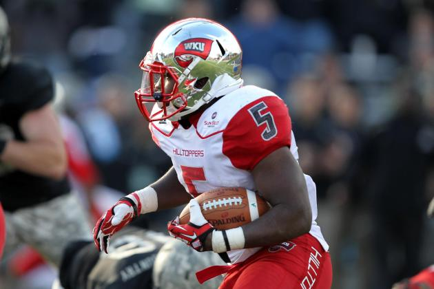 Antonio Andrews NFL Draft 2014: Highlights, Scouting Report and More