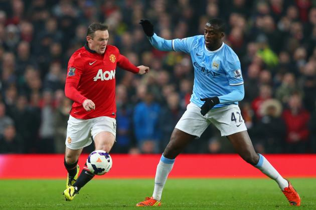 Wayne Rooney Confused and Angry After Manchester United's Derby Humiliation