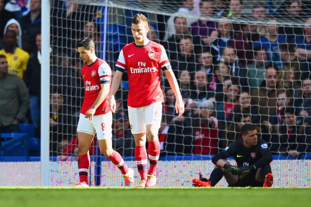 Laurent Koscielny Injury: Updates on Arsenal Star's Calf and Return