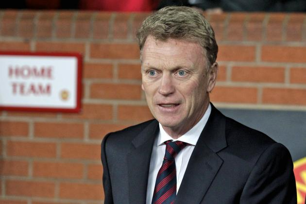 David Moyes' Record in the Big Games Is a Huge Problem for Manchester United