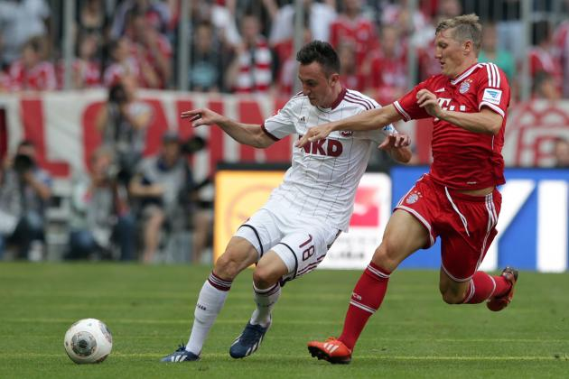 Scouting Report: Tottenham Hotspur Replace Lamela or Soldado with Josip Drmic?