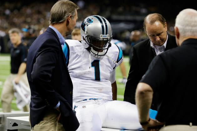 Panthers Can't Ignore Need for Backup QB as an Insurance Policy for Cam Newton