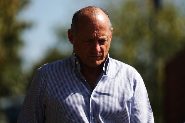 Mercedes Will Be Caught: McLaren's Ron Dennis