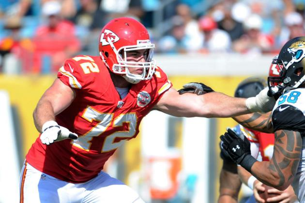 Can Eric Fisher Solidify the Chiefs Offensive Line on the Left Side?