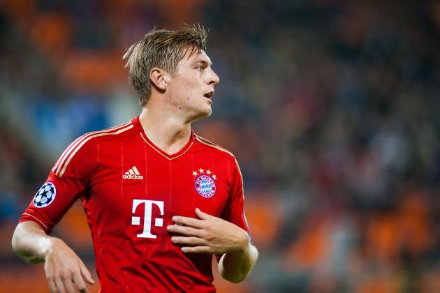 Manchester United Transfer News: Toni Kroos Would Be Deal of the Decade